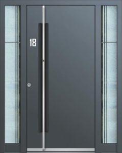 Porte d'entrée 3D AA 200
