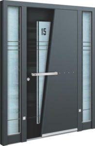 Porte d'entrée 3D AA 246 E