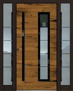 Porte d'entrée AEE 1074