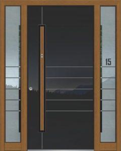 Porte d'entrée AAE 1158