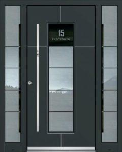 Porte d'entrée AGE 1090