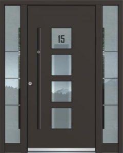 Porte d'entrée AGE 1235