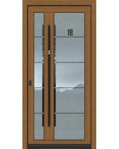 Porte d'entrée ASS 1711