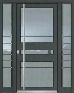 Porte d'entrée ASS 1720