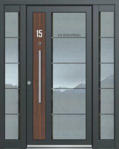 Porte d'entrée ASS 1730