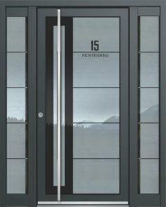 Porte d'entrée ASS 1829