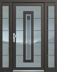 Porte d'entrée ASS 1831