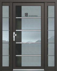 Porte d'entrée ASS 1834