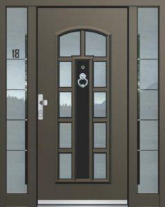 Porte d'entrée ATE 1121