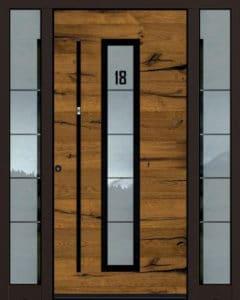 Porte d'entrée AEE 1158