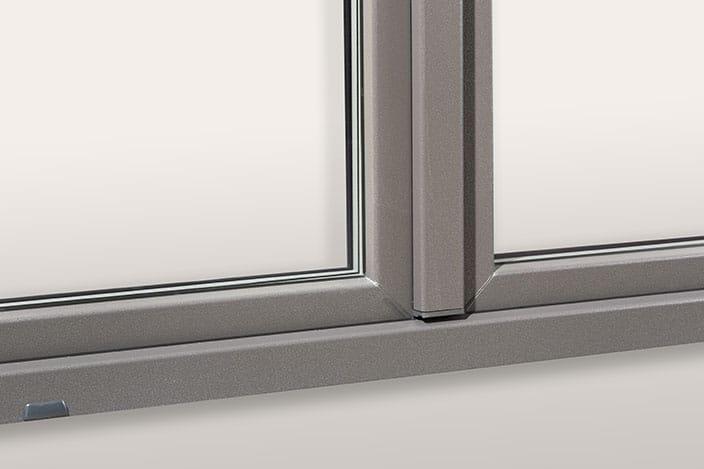 Fenêtre en PVC Élégance Flat