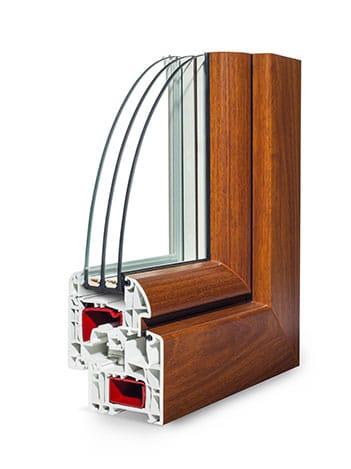 Fenetre PVC Élégance New angle standard