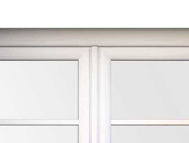 Fenêtre PVC Roundstar Plus