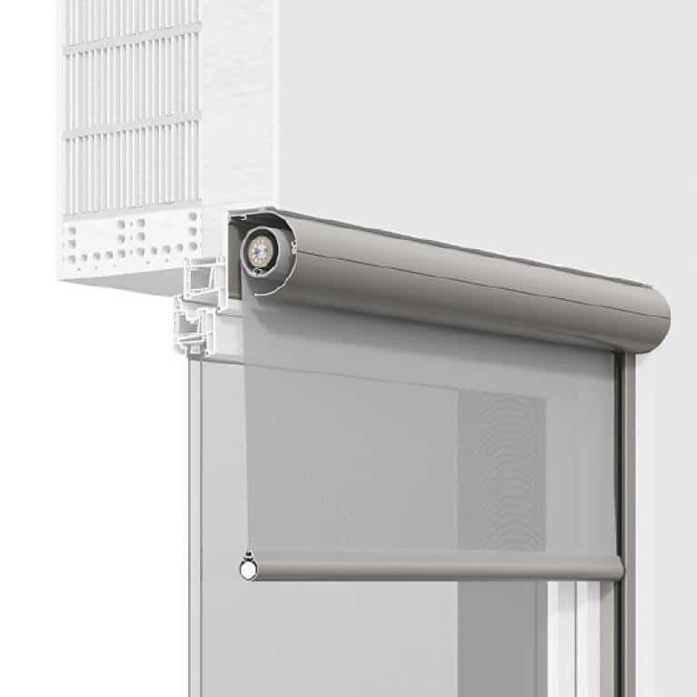 Store solaire RollScreen