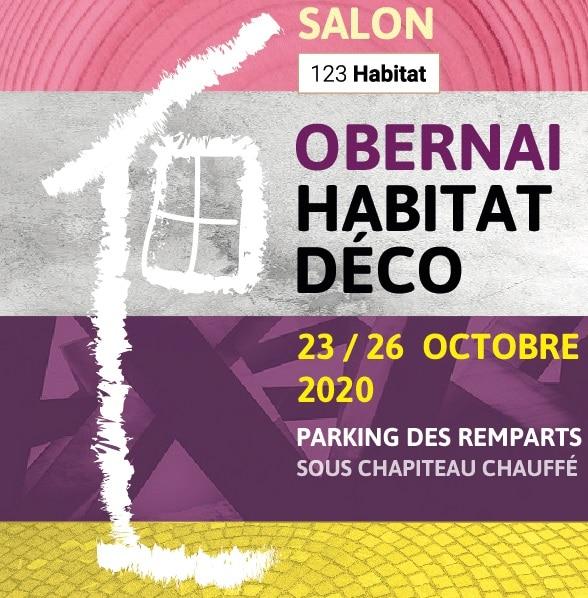 Salon habitat déco Obernai 2020