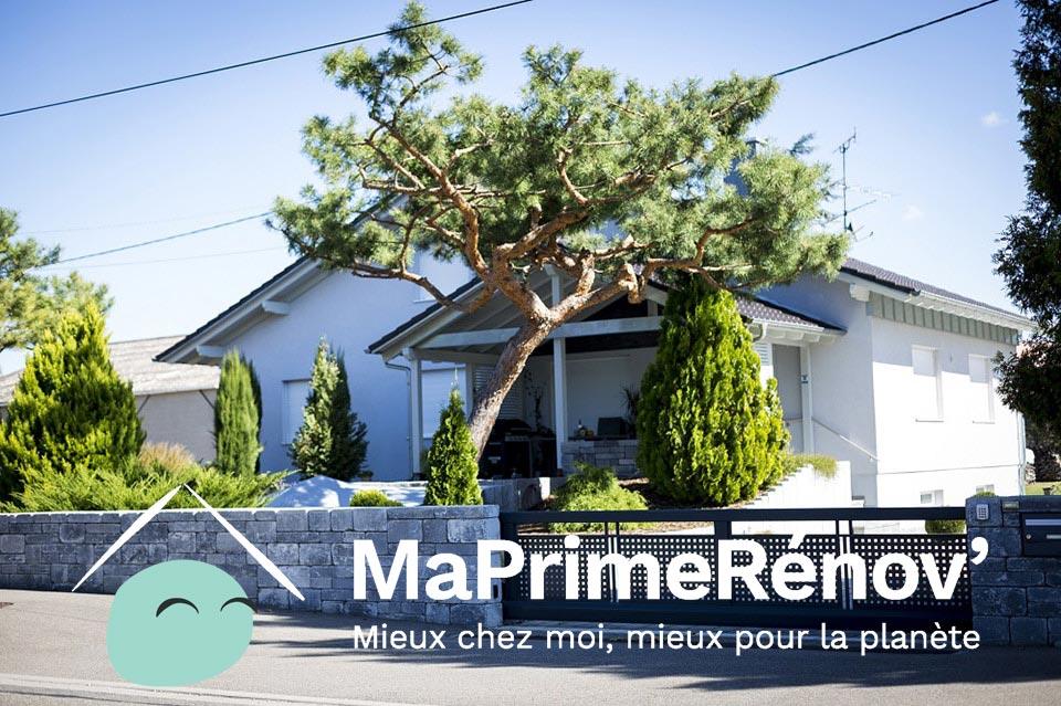 Ma Prime Rénov prime rénovation énergétique